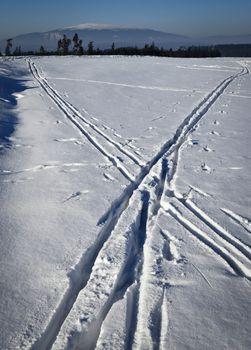 crossroad Ski routes