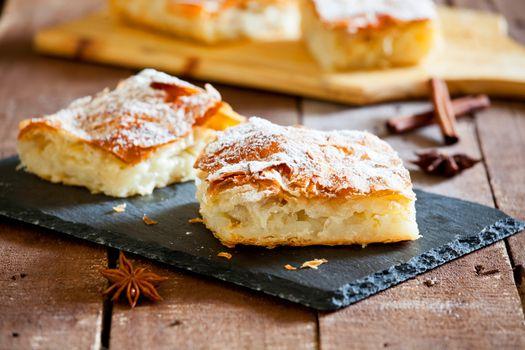 Tasty Custard Pie