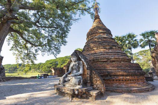 Buddha in sagaing , Mandalay