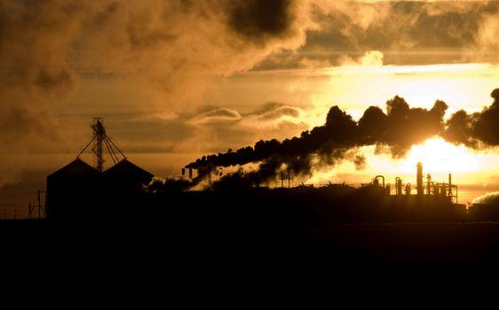 Industrial Pollution Canada