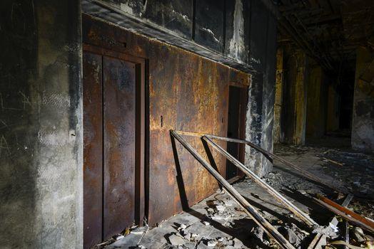 fire damage
