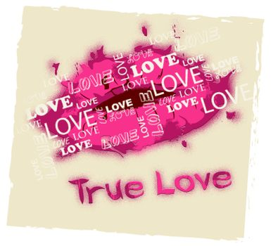 True Love Lips Meaning Real Love And Commitment