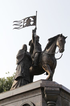 Monument of Prince Vladimir