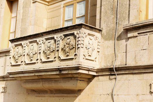 Balcony at Maltas building