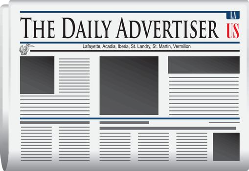 Newspaper The Daily Advertiser