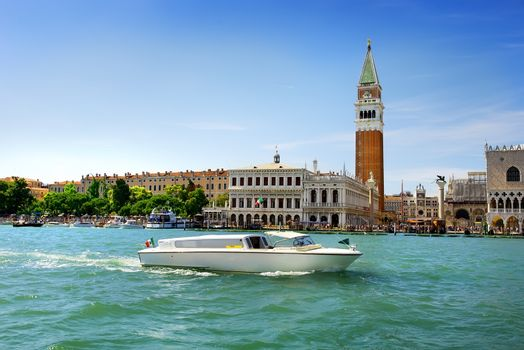 View on San Marco