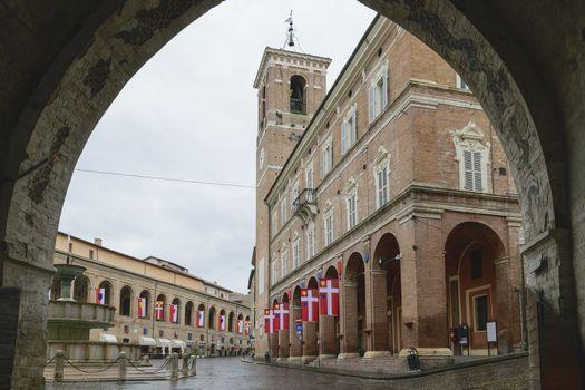 Arch architecture Fabriano
