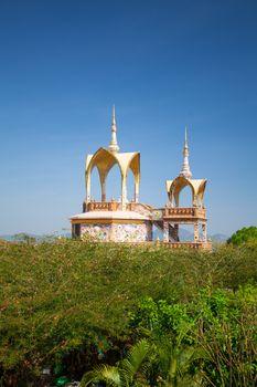 Wat Pha Sorn Kaew gold temple in Thailand