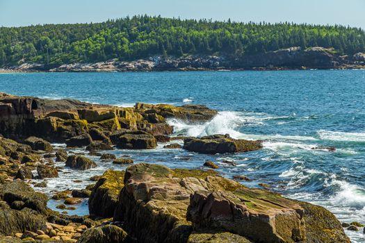 Maine's Rocky Coast