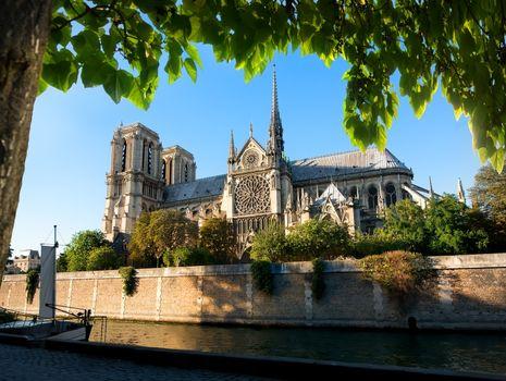Famous Notre Dame