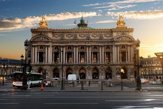 Parisian Grand Opera