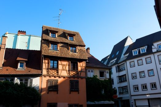 Neat Houses of Strasbourg