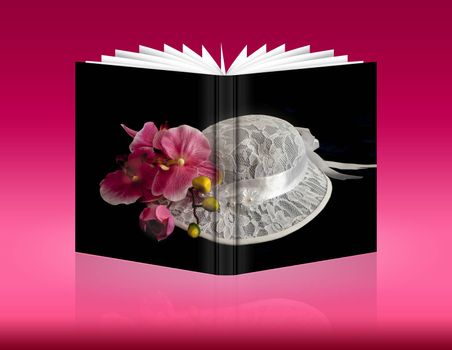 book of gift for wedding,Valentine's, mother and women day