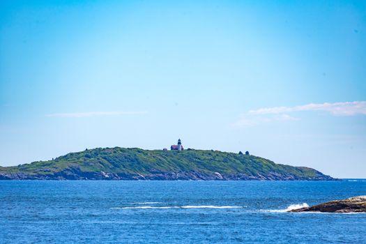 Sequin Island Light