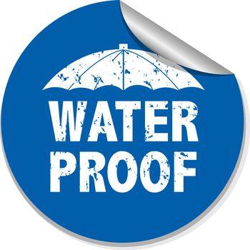 Water Proof Sticker