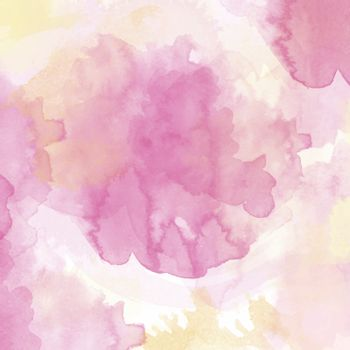 Watercolor texture with soft tones, vector format