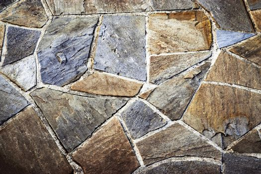 abstract sandstone stone pavement