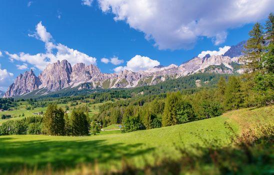 Cortina Scenic Mountains