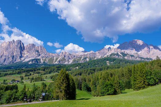 Cortina Ampezzo Dolomites