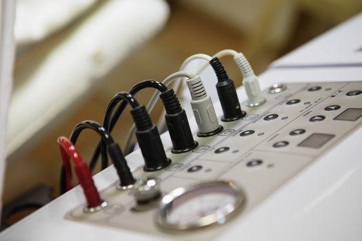 Equipment for cosmetic procedures