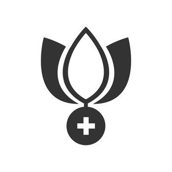 Bold Icon Medical Alternative logo and icons