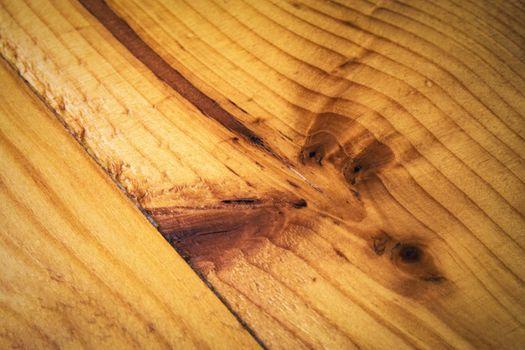 detail of spruce wood floor