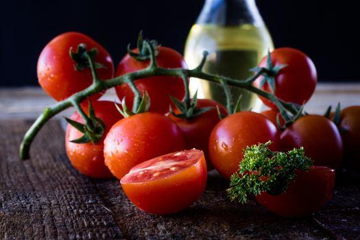 Enjoyment of Italian food