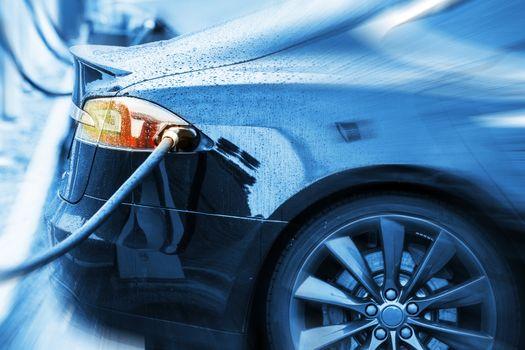 Zero Emission Electric Car