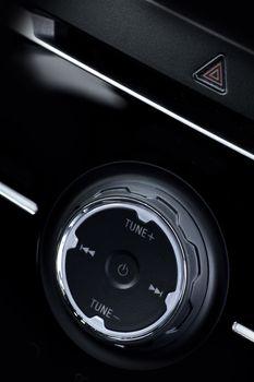 Car Stereo Control