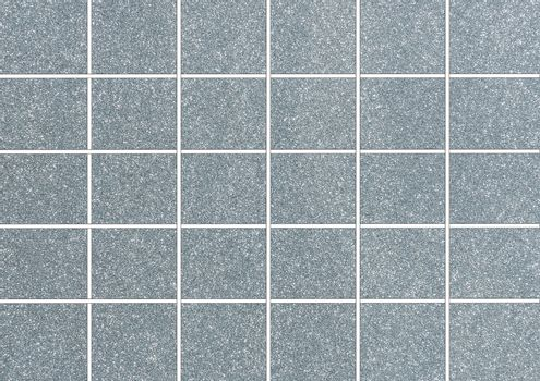 Silver Tiles. Seamless Tileable Texture.