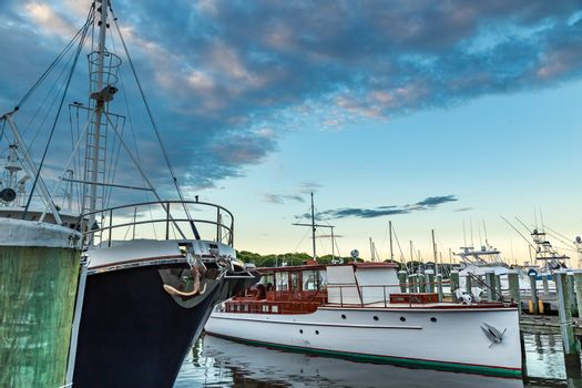 Falmouth Harbor Cape Cod