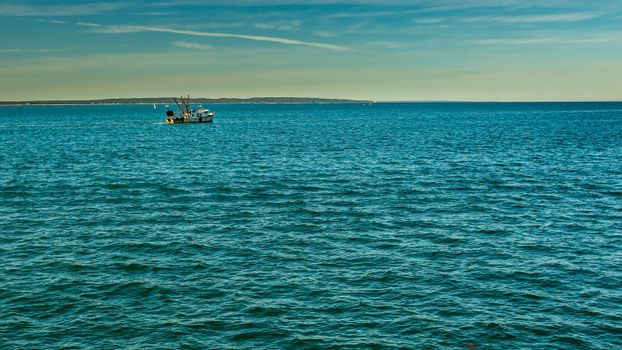 Crossing Vineyard Sound