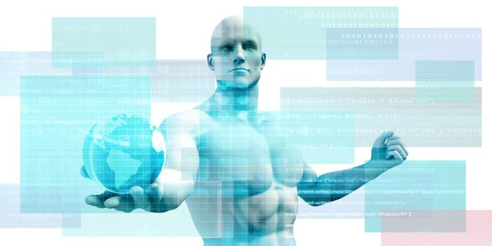 Secure Technology Network on Web Data Transfer