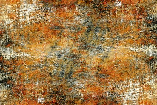 Corroded Metal Texture
