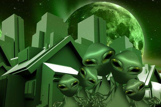 Aliens Real Estate