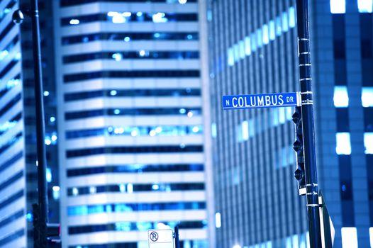 N Columbus Drive