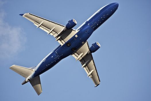 Airliner Takeoff