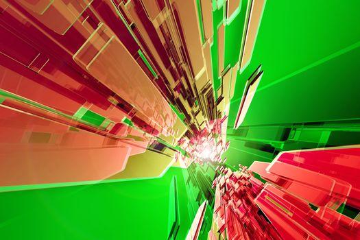 Red-Green Tech