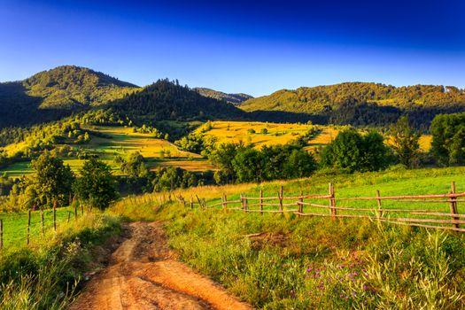 path to highland