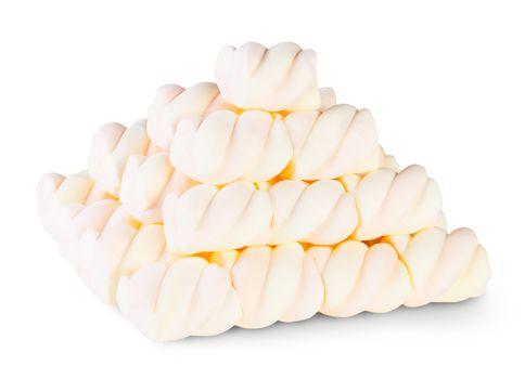 Pyramid The Spiral Marshmallow