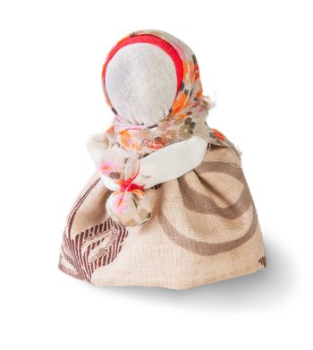 Podorozhnitsa - Russian traditional rag doll