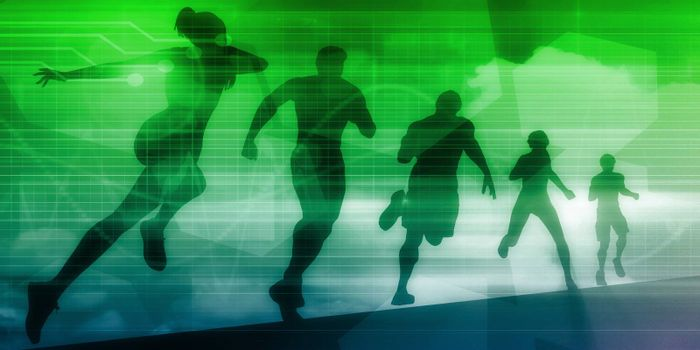 Exercise Technology for Running and Jogging as Illustration