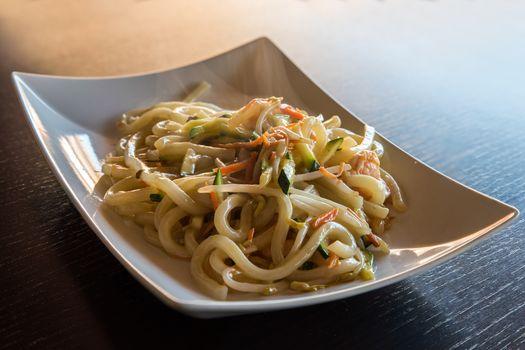 Japanese cuisine Yaki Udon