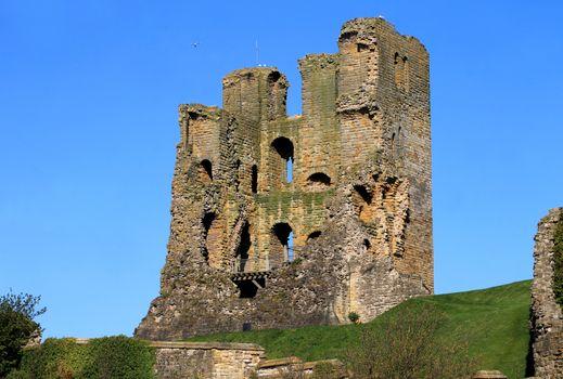 Ruins of Scarborough Castle