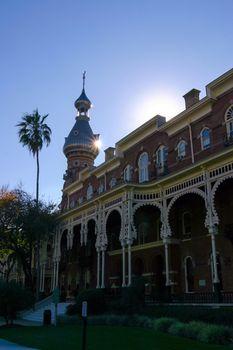 Moorish architecture of the University of Tampa