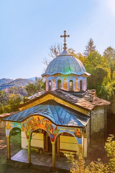 Church of Sokolski Orthodox Monastery