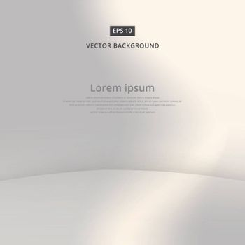 lighting black and white abstract Background vector copy space with simple text