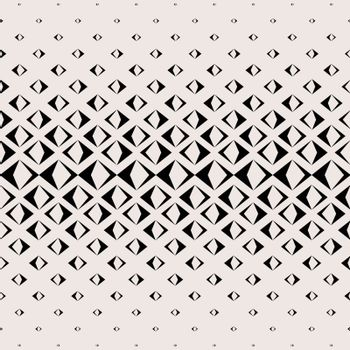 abstract vector Seamless pyramid rectangle black pattern design