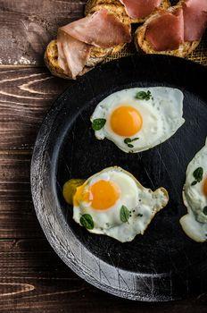Full protein breakfast