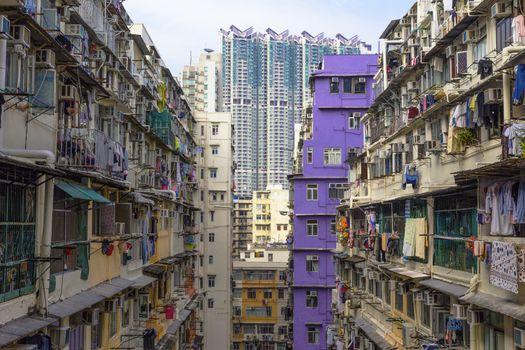 hong kong public estate